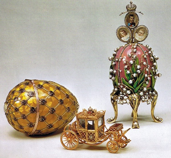 l art de Peter Carl Fabergé